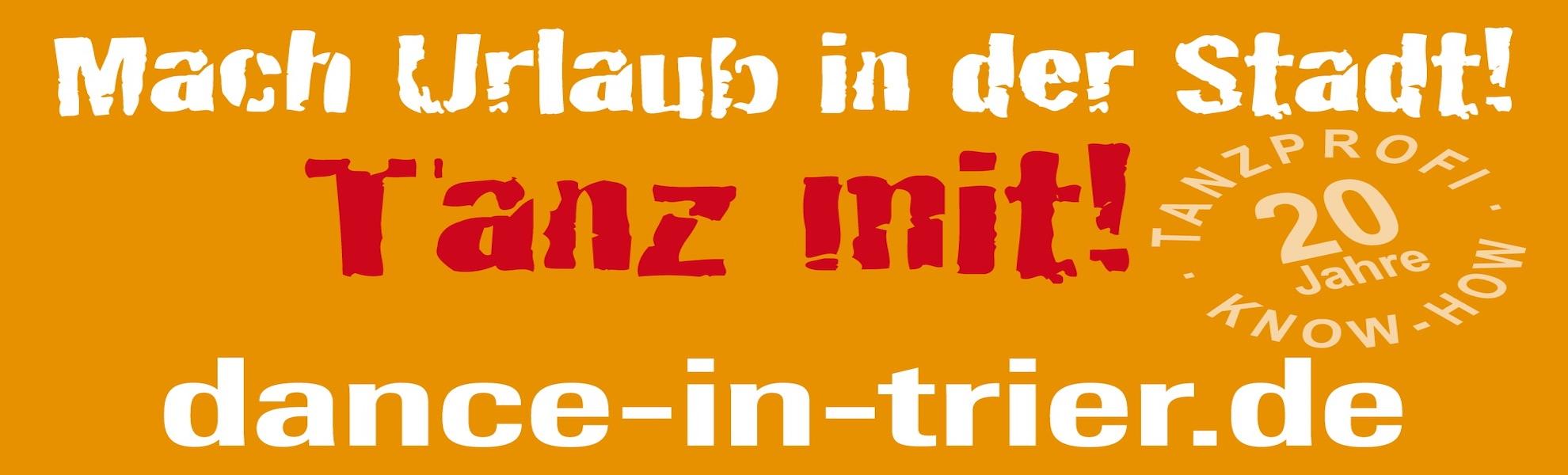 Tanzschule DANCE in Trier