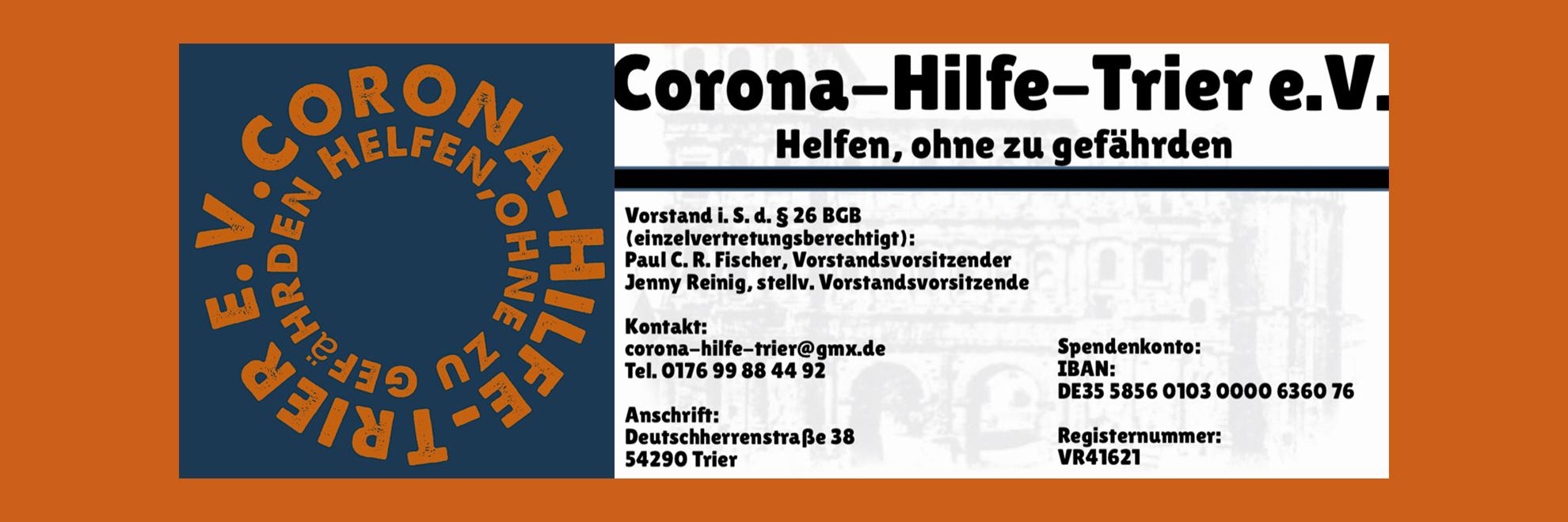 Corona-Hilfe-Trier e.V.