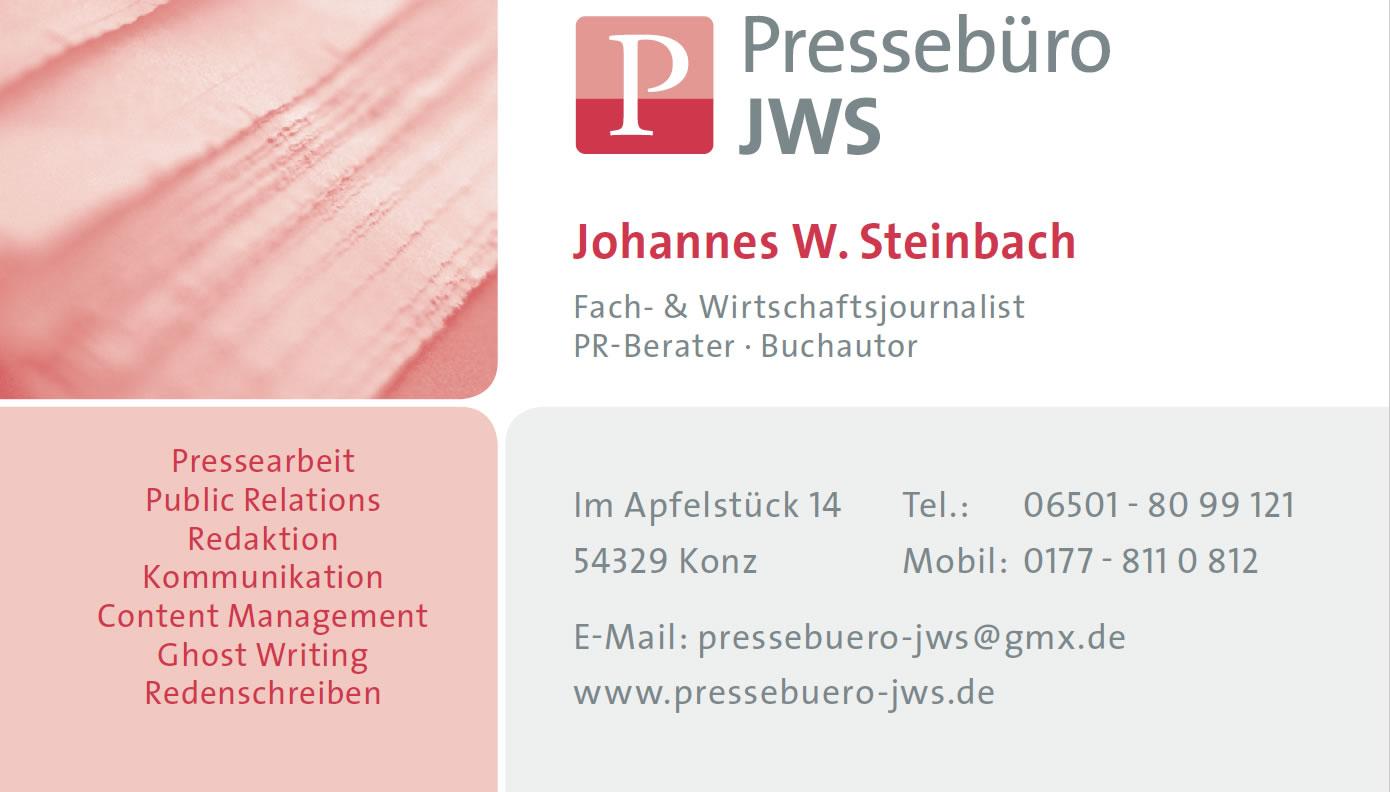 Pressebuero JWS