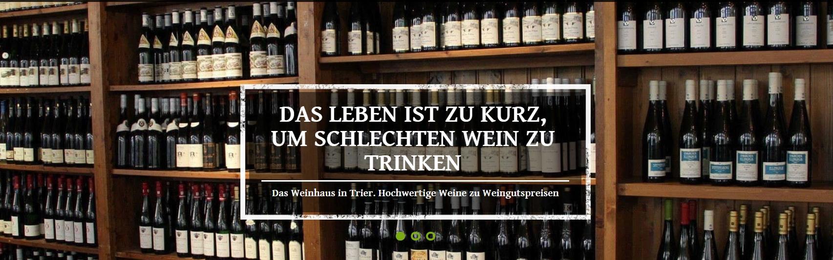 Das Weinhaus - Otti Büsching