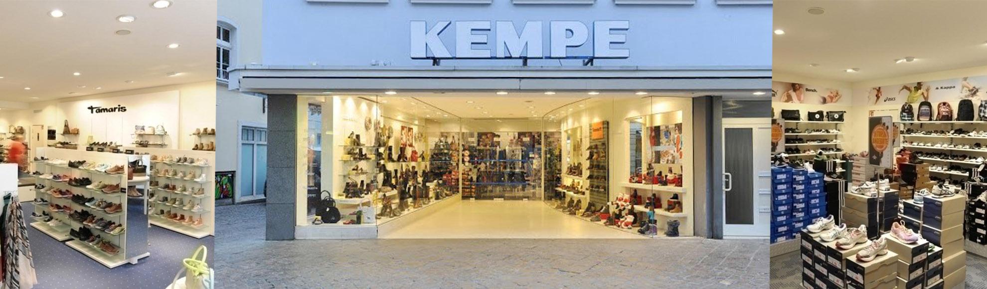 Kempe Schuhe